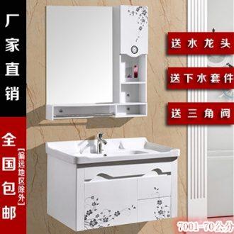 Bathroom Bathroom cabinet ceramic lavatory bath in the Bathroom toilet condole cabinet for wash gargle assorted ark, the mirror