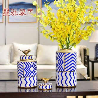 Murphy neoclassical model between ceramic vase light luxury furnishing articles contracted and contemporary sitting room porch storage can act the role ofing is tasted