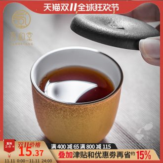 Ceramic cups and hall home supplies a cup of tea sample tea cup kung fu tea set a single small master cup cup