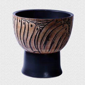 The Mop pool carving handicraft in jingdezhen ceramic household balcony retro toilet size Mop pool