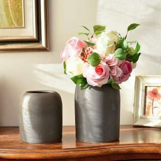 Murphy, contemporary and contracted ceramic vase of the sitting room TV table wine decorative dried flowers flower flower implement furnishing articles