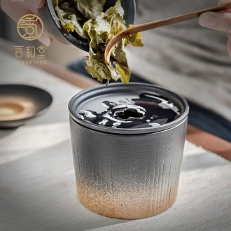 Tianyu and hall built water household ceramic cup dishes kung fu tea accessories washed writing brush washer XiCha tea set