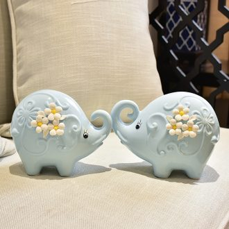 Murphy contracted and contemporary ceramic objects furnishing articles Nordic household soft outfit wedding gift for the sitting room TV cabinet decoration