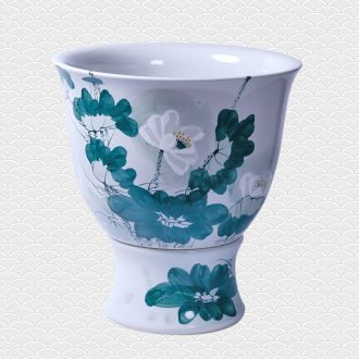 Archaize ceramic mop pool bathroom art to basin bathroom off the balcony size flowers on floor mop basin