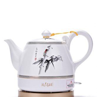 HaoFeng single pot of ceramics in the teapot household kung fu tea kettle Japanese health tea pot to boil tea