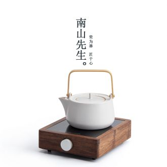 Mr Kong palm of nanshan electricity TaoLu domestic.mute boiled tea ware ceramic automatic insulation teapot suits for