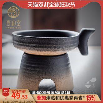 Japanese ceramics and hall) filter creative kung fu tea tea strainer tea accessories make tea, tea strainer
