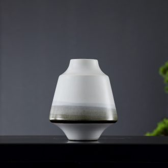 New Chinese style lamp is acted the role of form a complete set of furnishing articles ceramic vases, cut the modern minimalist art hand - made decorative landscape