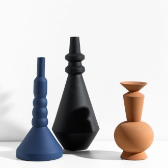I and contracted between example decorative furnishing articles Nordic ceramic vases, sitting room porch ark, soft outfit design decoration