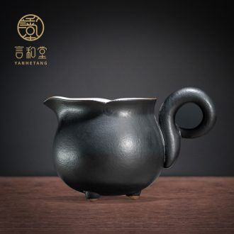 And fair hall ceramic tea cup home points is large And a cup of tea kungfu tea set small sea fair cup of tea