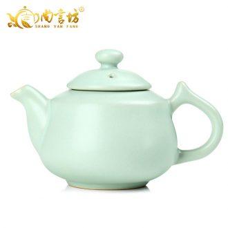 It still fang tea set small teapot open your up tea kungfu tea pot copy your up ceramic teapot wishful pot