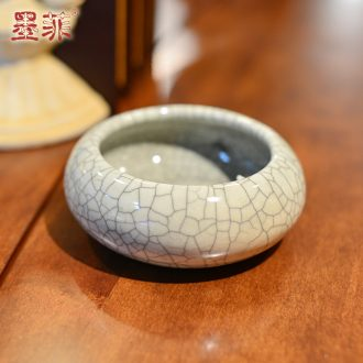 Murphy longquan crack restoring ancient ways of creative move dried fruit dish jewelry boxes fashion decoration ceramics ashtray