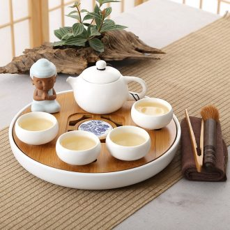 Friend is ceramic bamboo tea tray was your up circular dry glass ceramic tureen kung fu tea set ceramic terms plate