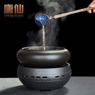 Tang Xian tea boiled tea ware warm tea warm tea exchanger with the ceramics electric TaoLu boiled tea kungfu tea kettle to restore ancient ways of black tea