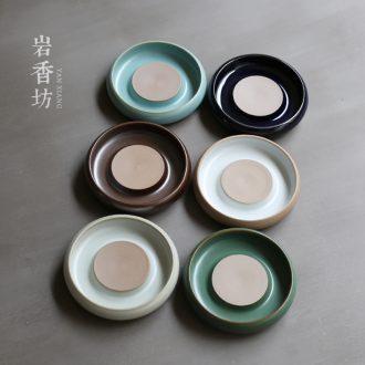 YanXiang fang your up dry pot bearing coarse pottery kung fu mercifully machine a pot of ceramic pot pad bearing Japanese tea tea service parts