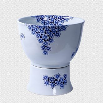 The Mop pool home art archaize ceramic to basin bathroom off the balcony size flowers on floor Mop basin