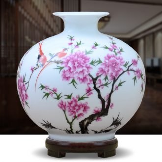 Creative vases, I and contracted household living room TV ark place jingdezhen ceramics restaurant ikebana arts and crafts