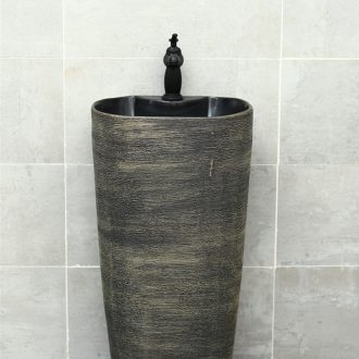 Floor type restoring ancient ways home pillar basin sinks one is suing garden ceramic lavabo archaize is suing the balcony