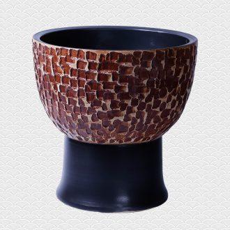 The Mop pool jingdezhen ceramic household balcony retro its art antique toilet size Mop pool