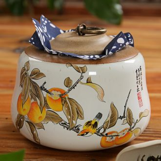 East west tea pot of tea caddy fixings ceramic tea pot portable size small POTS pottery and porcelain 3 and a half POTS of gourd
