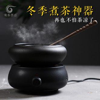 East west tea pot ceramic electric TaoLu cooking pot home Japanese kung fu tea pu - erh tea steam temperature boiling tea