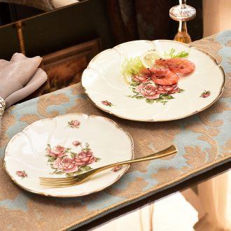 South Chesapeake ceramic tableware 0 m jobs the dishes suit European household eat bowl chopsticks always set combination