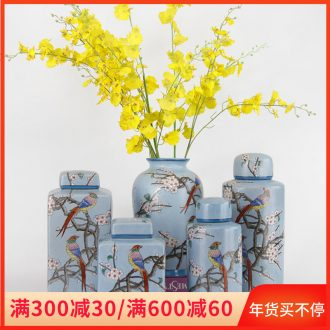 A clearance furnishing articles on A less A rule price porcelain bottles of soft outfit household example room adornment ornament