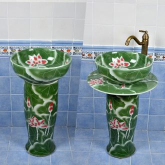 Toilet fine ceramic basin floor balcony one basin bathroom sinks garden the sink