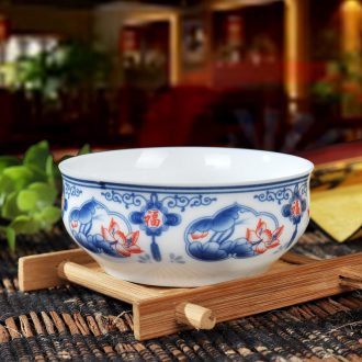 Of jingdezhen blue and white thin ceramic sample tea cup cup tire kung fu tea cups of individual cup
