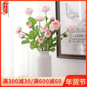 Jingdezhen ceramic European contracted floret home sitting room all over the sky star, hydroponic flower arrangement the flower adornment furnishing articles