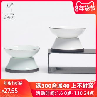The Product porcelain hui xuan wen zen) ceramic tea tea filter filter tea accessories
