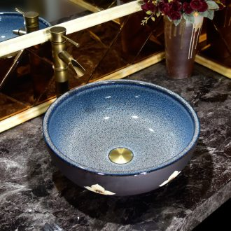 Art basin sinks ceramic toilet stage basin oval balcony small size of the basin that wash a face to wash your hands