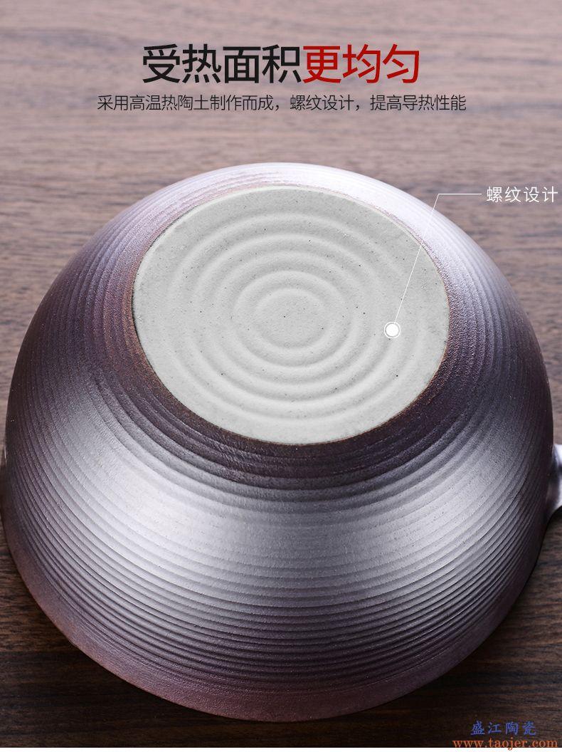尚言坊煮茶器煮茶炉家用电陶炉茶具套装陶瓷黑茶泡茶养生壶温茶器