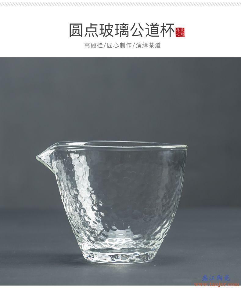 陶瓷懒人茶漏组合莲花茶叶过滤器茶滤茶具用品配件滤网玻璃公杯