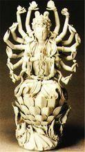 陶瓷雕塑立体的雕瓷