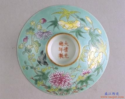 瓷器要玩就玩清三代——光绪瓷器的价格缘何居晚清瓷器之首?