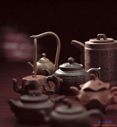中国古玩陶瓷鉴定之紫砂壶