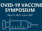COVID-19 VACCINE SYMPOSIUM
