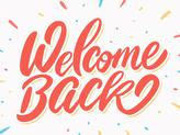 Welcome Back to In-Person Services!