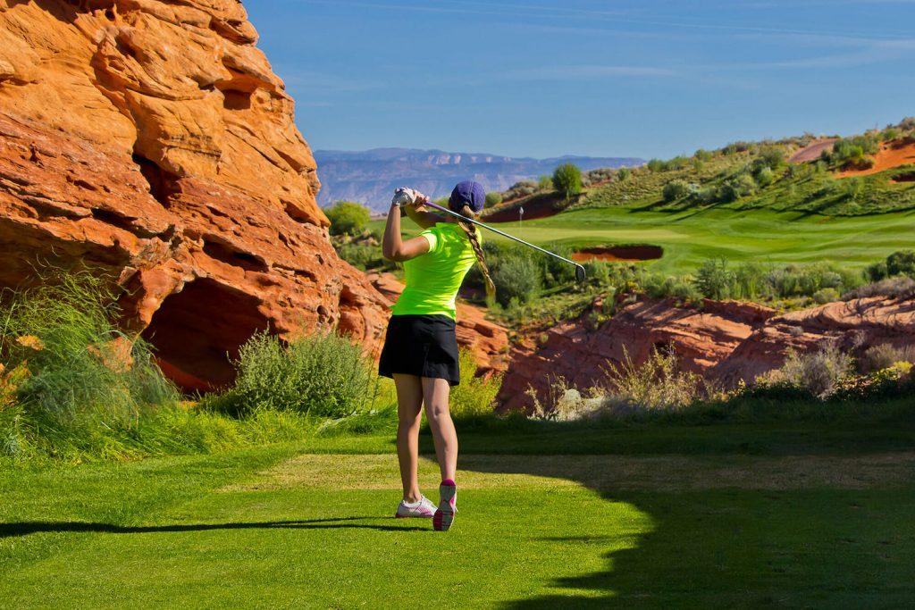 southern utah golf