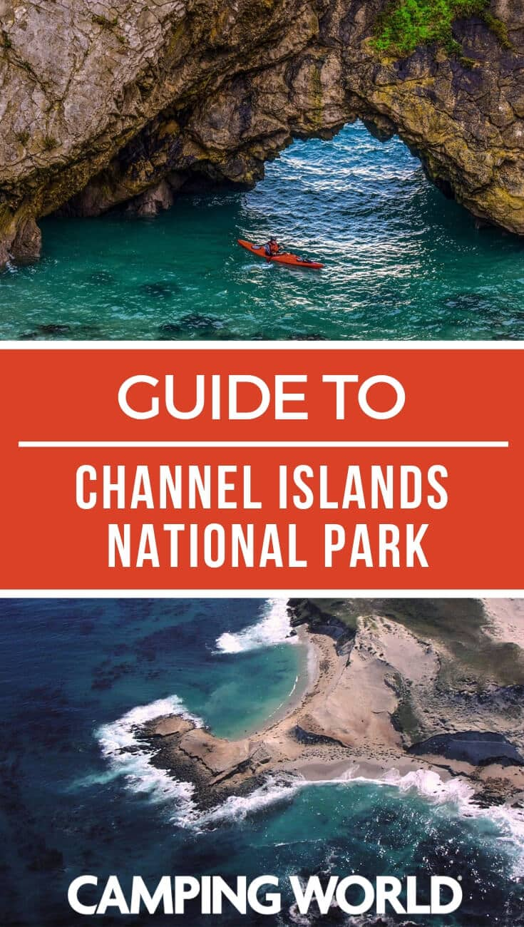 Camping World's Guide to Channel Islands National Park