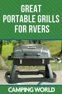 Great portable grills for RVers
