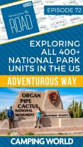 Exploring all 400+ National Park Units in the US
