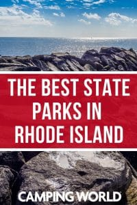 The best state parks in rhode island