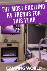 The most exciting RV trends for this year