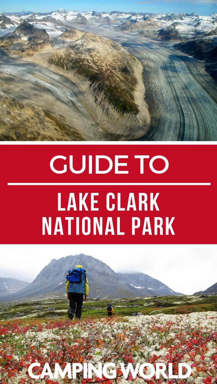 Guide to Lake Clark National Park