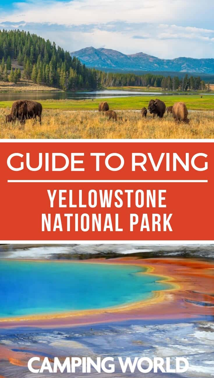 Guide to RVing Yellowstone National Park