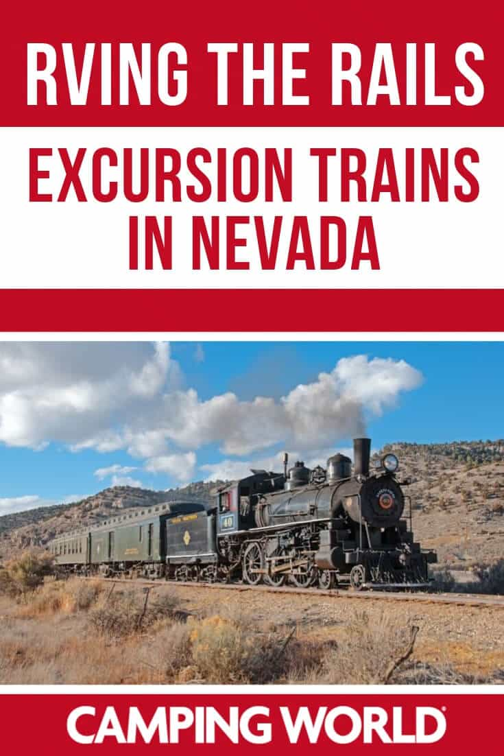 Excursion trains in Nevada
