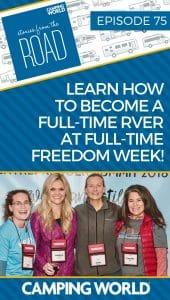 Full-time Freedom Week