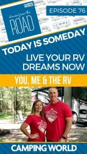 You, Me & the RV